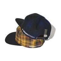 【CHARI&CO】CHARIKO THE CITY CHECK SNAPBACK CAP