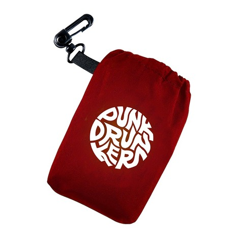 【PUNK DRUNKERS】xキン肉マン 超人総柄エコBAG