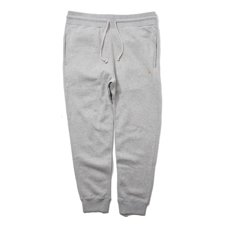 【GO HEMP】SLIM RIB HEMP SWEAT PANTS