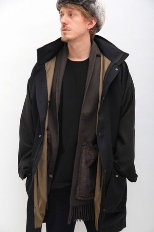 【quolt】SWEDISH COAT