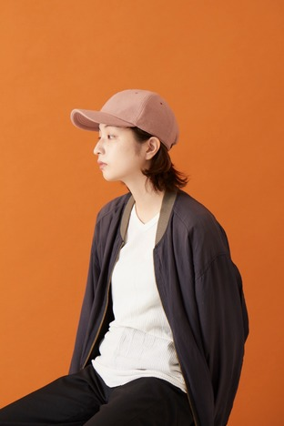 【CPH/C-PLUS HEAD WEARS】6 PANEL CAP / JS MELTON