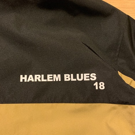 【HARLEM BLUES】HB18 MT JKT
