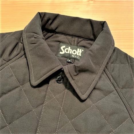 【SCHOTT】QUILTING WORK COAT