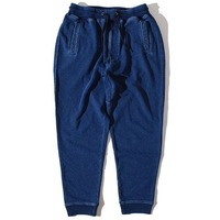 【ALDIES】Indigo Fine Pants