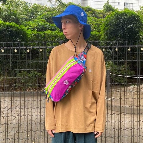 【ALDIES】Zimon Waist Bag
