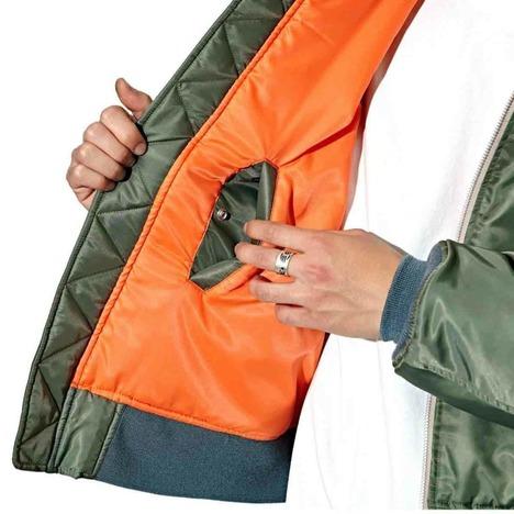 【CHARI&CO】CA-1 HOODIE JKT ジャケット