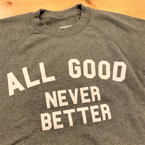 【SALE30%OFF★ALL GOOD】AGNB RAGLAN