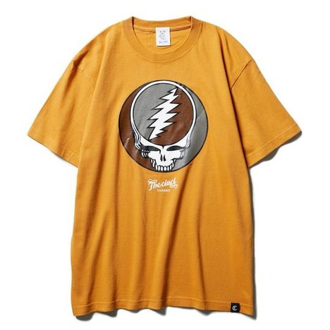 【CLUCT×GRATEFUL DEAD】STEEL YOUR FACE S/S TEE
