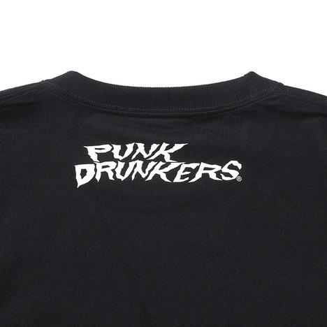 【PUNK DRUNKERS】落ちるあいつポケTEE