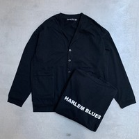 【HARLEM BLUES】HB WIDE CARDIGAN