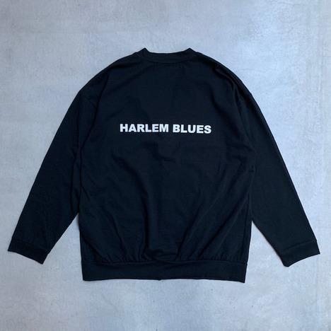【HARLEM BLUES】HB WIDE CARDIGAN