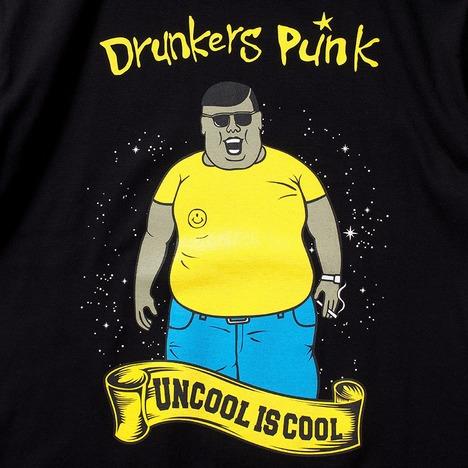 【PUNK DRUNKERS】FatAitsuSlim.TEE