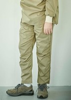 "【Kelen】""JONES"" P/O GATHERED KNEE PANTS"