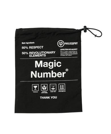 【MAGIC NUMBER】ESSENTIAL NYLON JK