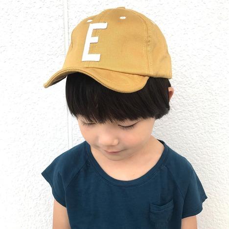 【GRIN BUDDY】Kids Sim Logo Cap