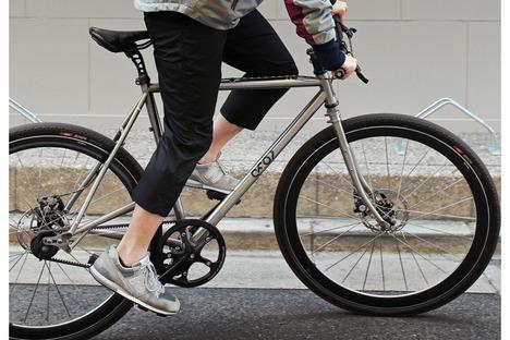 【narifuri】ライトウェイトバイクパンツ