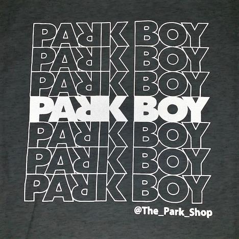 【THE PARK SHOP】TRIPBOY LONG SLEEVE TEE