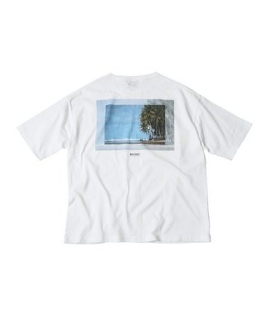 【MAGIC NUMBER】SEE YOU IN THE WATER PHOTO S/S TEE