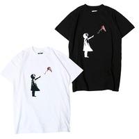 【O.K.】AJ1 feat. Banksy S/S TEE