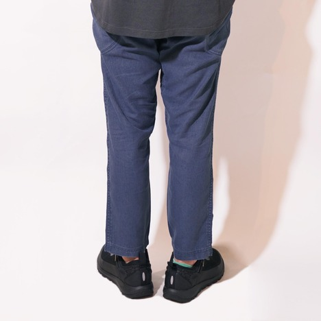 【GO HEMP】VENDOR ANKLE CUT PANTS