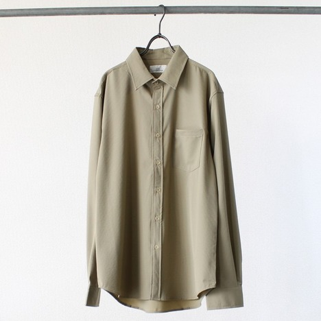 【LiSS】シアサッカーシャツ