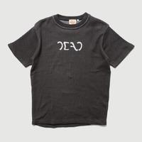 【GO WEST】JACQUARD T-SHIRT -DEAD