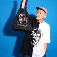 【PUNK DRUNKERS】xHAOMING マスク型エコBAG