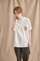 "【Kelen】S/S POCKET TEE ""SLEEVE"""
