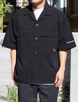 【Mark Gonzales】刺繍オープンカラーシャツ