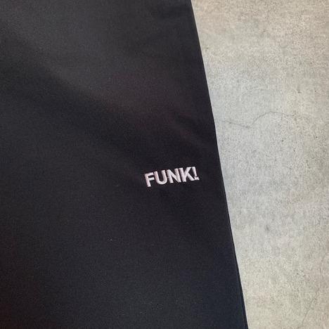 【HARLEM BLUES】FUNK STRETCH JOGGER PANTS