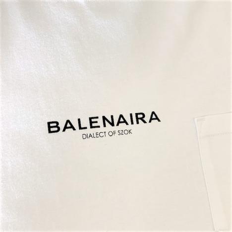 【HARLEM BLUES】BALENAIRA WIDE TEE