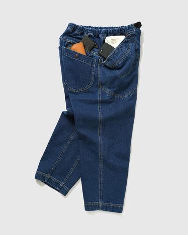 【GO HEMP】TRAVELER EASY PANTS USED