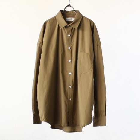 【LiSS】OVER SIZE SHIRTS