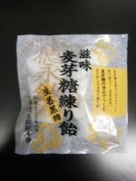 麦芽糖練り飴(生姜、黒糖) 80g