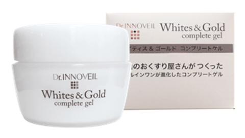 【期間限定ポイント2倍】オールインワンゲル Whites&Gold