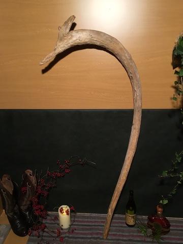 変形流木大型