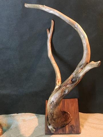 流木アートオブジェ