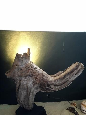 流木アート オブジェ