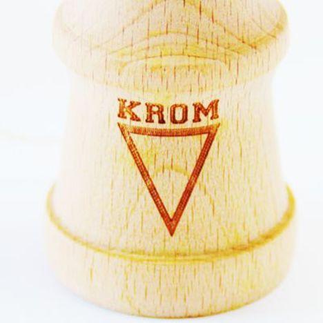 KROM クラック・レッド×イエロー