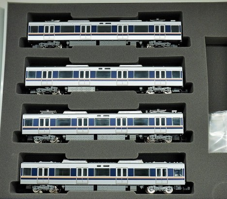 JR 321系通勤電車 増結