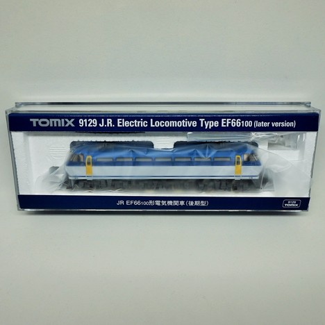 JR EF66 100形(後期型) 電気機関車