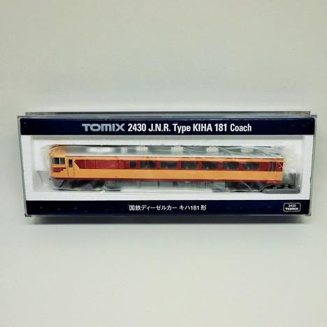 国鉄 デイーゼルカー キハ181形