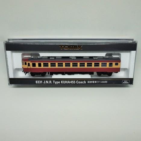 国鉄 クハ455形