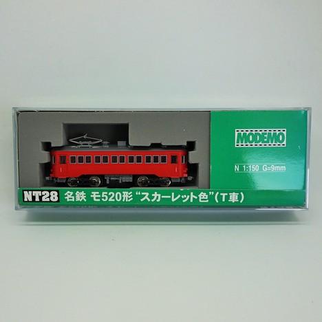 名鉄モ520形(T)