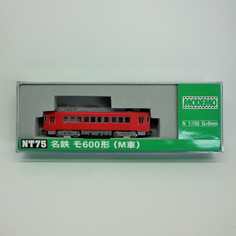 名鉄モ600形(M車)