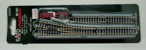 電動ポイント4番(右)  R481-15度 1本入