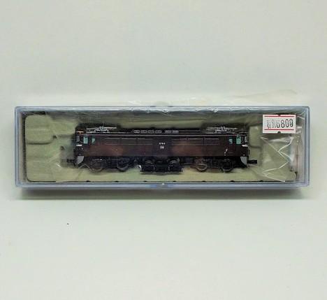 EF61-8 改良品・茶色
