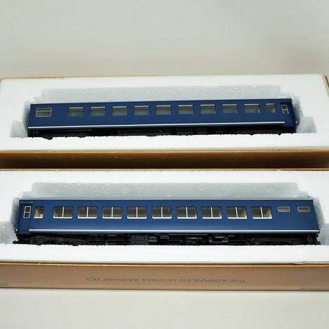 限定 国鉄 観光列車タイプ スハネ17 セット(2両入)<外箱少破れあり>