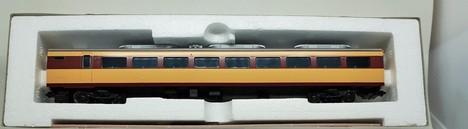 国鉄電車 サハ481形(初期型)
