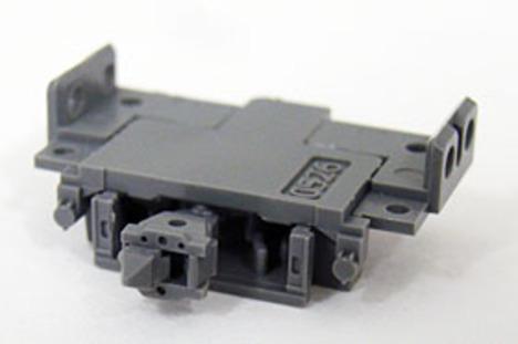 密自連形 TNカプラー (SP グレー 6個入)